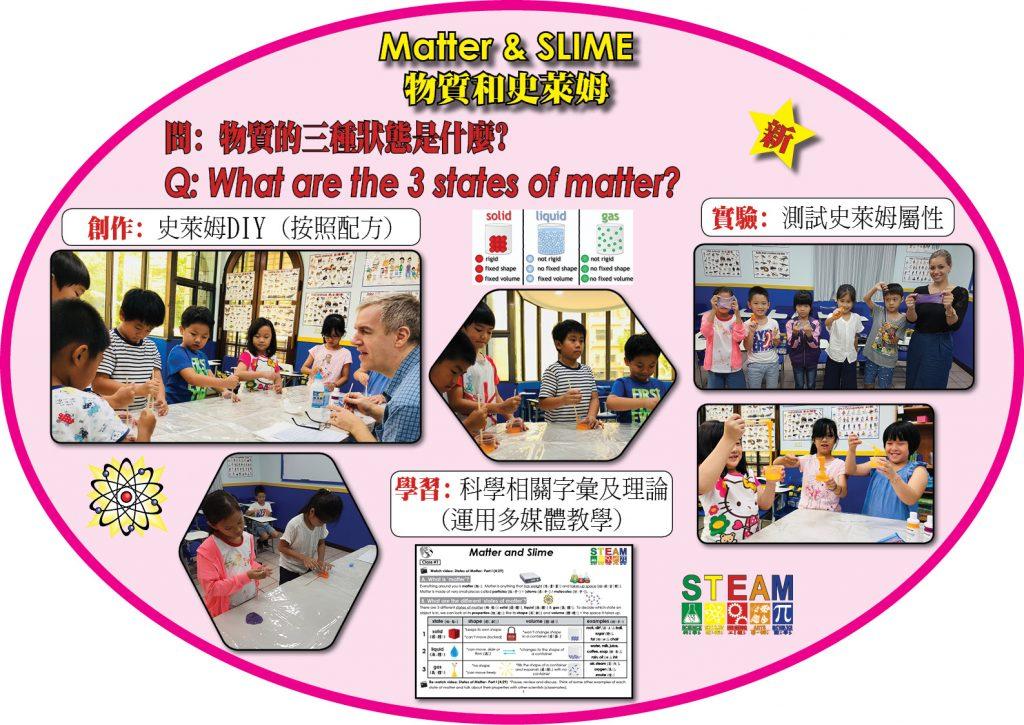 Schoolhouse STEAM matter poster